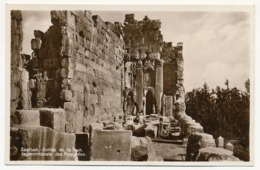 CPSM - BAALBEK (Liban) - Entrée De La Tour Septentrionale Des Propyrées - Libano