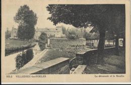 VILLEDIEU-les-POELES - Le Déversoir Et Le Moulin (Manche) - Villedieu