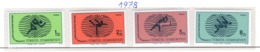 SPORT - OLYMPIC GAMES - 1978 - TURCHIA -  Mi. Nr.  2453/56 - NH - (6532-46) - 1921-... República