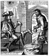 Gravure Ironique Proverbes De LAGNIET Jacques 1663 Le Noble Et Le Paysan Noblesse Ancien Régime Misère Des Gueux - Autres Collections