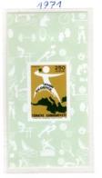 SPORT - OLYMPIC GAMES - 1971 - TURCHIA -  Mi. Nr.  BF 15 - NH - (6532-47) - 1921-... República