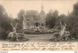 BELGIQUE  Château De ZEVENBERGEN  ( RANST ) ............ Carte Peu Courante - Ranst