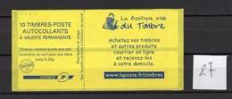 Carnets Marianne De BAUJEARD N° 4197 C15 - Booklets