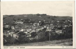 REGNY (Loire) - Vue Générale - Autres Communes