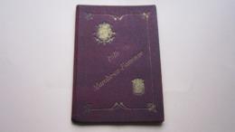 Carnet De MARIAGE > Ville De MARCHE-en-FAMENNE ( MILET André 1916 & PERET Maria 1920 ) April 1945 ( Details Zie Foto ) ! - Alte Papiere