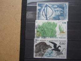 VEND BEAUX TIMBRES DES T.A.A.F. N° 130 - 132 !!! - Tierras Australes Y Antárticas Francesas (TAAF)