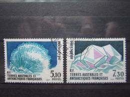 VEND BEAUX TIMBRES DES T.A.A.F. N° 144 + 145 !!! - Tierras Australes Y Antárticas Francesas (TAAF)