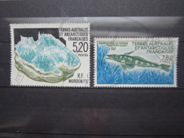 VEND BEAUX TIMBRES DES T.A.A.F. N° 160 + 161 !!! - Tierras Australes Y Antárticas Francesas (TAAF)