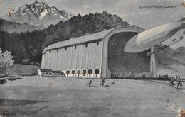 PIE.Z.19-PF.T-950 :  LUZERN. LUFTSCHIFFHALLE. - LU Lucerne