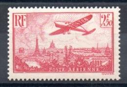 FRANCE - YT PA N° 11 - Neuf ** - MNH - Cote: 50,00 € - Posta Aerea