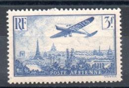 FRANCE - YT PA N° 12 - Neuf ** - MNH - Cote: 45,00 € - Posta Aerea