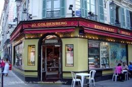 Paris IV (75)-Restaurant Goldenberg, Rue Des Rosiers (Edition à Tirage Limité) - Distretto: 04