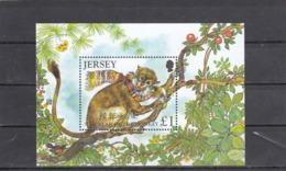 Jersey 2004 - Annee Chinoise Du Singe,YT BF 52, Neuf** - Jersey