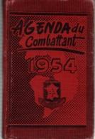 AGENDA DU COMBATTANT 1954 CEFEO INDOCHINE - Livres
