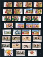 AUSTRALIA • Collection Of Fine Used Australian Reprints And Counter Stamps - Collections