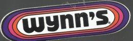 Autocollant - WYNN'S - Stickers