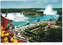 Niagara Falls, Ontario, Canada - New York, USA - John Hinde Studios - Niagara Falls