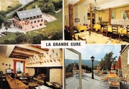 Hôtel Restaurant La Grande Cure - Marcourt - Rendeux