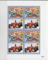 Gambia MNH SS, Ferrari - Cars