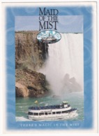 Niagara Falls - Maid Of The Mist, Since 1846 ; 'There's Magic In The Mist'  - (Canada) - Niagara Falls