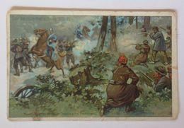 Kaufmannsbilder, Dr. Thompson's, Der Deutsch Franz. Krieg, Nr.13, 1900 ♥ (69645) - Kaufmanns- Und Zigarettenbilder