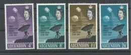 ASCENSION  YVERT  105/8    MNH  ** - Ascensión