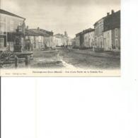 55-DEMANGE AUX EAUX VUE D UNE PARTIE DE LA GRANDE RUE - Other Municipalities