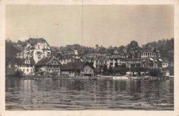 PIE.Z.19-PF.T-957 :  WEGGIS. UNTERDORF. - LU Lucerne