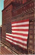 J.L.Hudson Company - U.S. Flag - Publicité