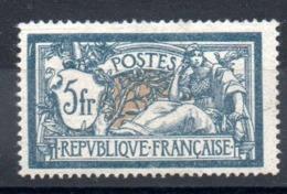 FRANCE - YT N° 123 - Neuf * - MH - Cote: 100,00 € - Unused Stamps
