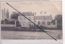 Saint Eloy De Gy (18) Ecole De Filles - Unclassified