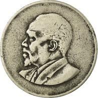 Monnaie, Kenya, Shilling, 1966, TB, Copper-nickel, KM:5 - Kenia