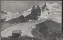 ALPI VENOSTE - RIFUGIO PIO XI - FORMATO PICCOLO - EDIZ FRANZL BOLZANO - VIAGGIATA 1930 - TIMBRO RIFUGIO - Alpinismo