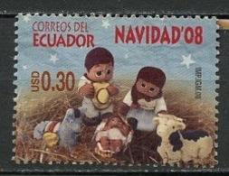 Equateur - Ecuador 2008 Y&T N°2114 - Michel N°(?) (o) - 0,30u Noël - Equateur