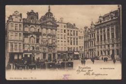 19001 Bruxelles - La Grand'place F - Monumenti, Edifici