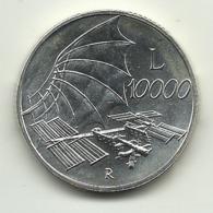 2000 - Italia 10.000 Lire Argento - Anno 2000 - Commémoratives