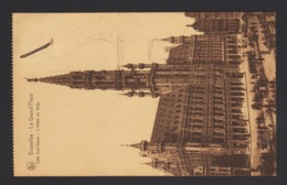 19002 Bruxelles - La Grand'place - Cote Sud Ouest L'Hotel De Ville F - Monumenti, Edifici