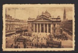 19003 Bruxelles - La Bourse F - Monumenti, Edifici