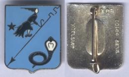Insigne Du Groupement Electronique Tactique 30-351 - Metz - Armée De L'air