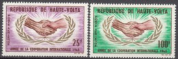PA N° 23 Et N° 24 - X X - ( E 571 ) - Haute-Volta (1958-1984)