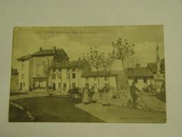 RHONE-COURS-33-PLACE SAINT ANTOINE ED LAUXEROIS-ANIMEE - France