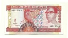 Gambia - 5 Dalasis 1991 - Gambia