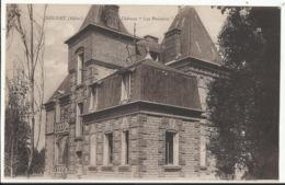 """MOLINET (Allier) - Château """"Les Parisiens"""" - Frankreich"""