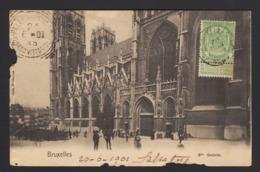 19011 Bruxelles - Ste Gudule F - Monumenti, Edifici