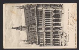 19013 Bruxelles - Maison Du Roi F - Monumenti, Edifici