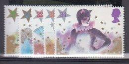 GRANDE BRETAGNE      1985     N°     1202 / 1206        COTE      6 € 50                ( W 172 ) - Neufs