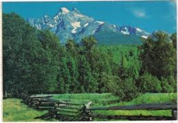 Scenic Shot Of The Seven Sisters Near Terrace - (B.C., Canada) - Brits-Columbia