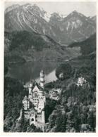 Königsschloß Neuschwanstein Bei Füssen Ca 1940 - Füssen