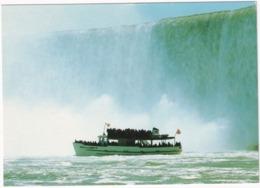 'Maid Of The Mist V' Boat Tour - Niagara Falls - Canada - Niagara Falls