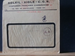 A10/580   LETTRE FRANCE 1941  CENSURE - Covers & Documents